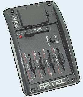 Photo of Artec 4-Band Eq System with EQ Status Switch