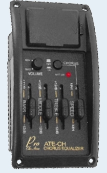 Photo of Artec 4-Band Eq System with Chorus Effect