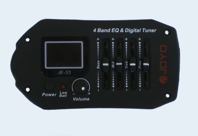 Photo of Joyo 4-Band Eq System With Tuner