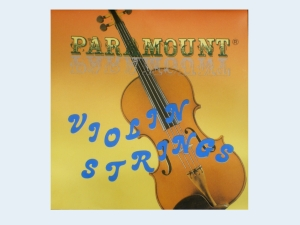 Photo of Paramount Violin Strings