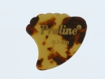 Photo of Proline Sharkfin Style Celluloid Pick [Tortoise Shell]