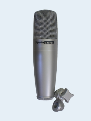 Photo of Superlux Studio Microphone